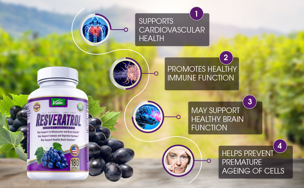 supports cardiovascular health