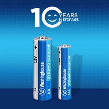 10 Year Storage Life