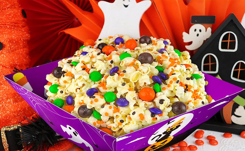 halloween paper bowl