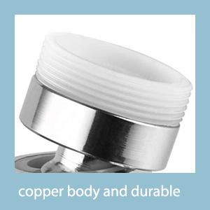 copper body
