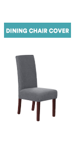 dining chair cover for kitchen chair furniture protector