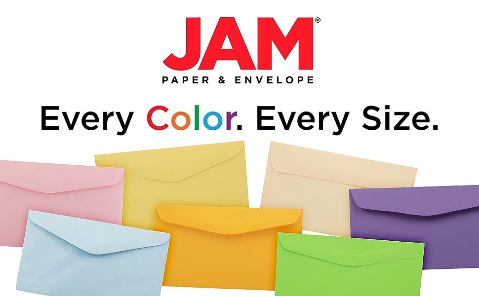 jam paper envelopes