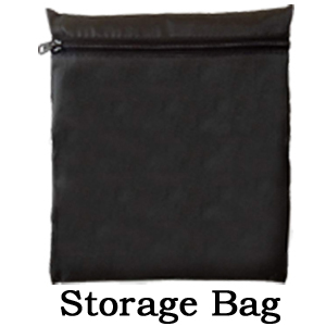 Bike cover with free storage bag