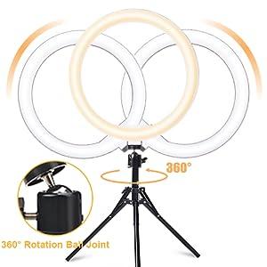 ring light 360° rotable