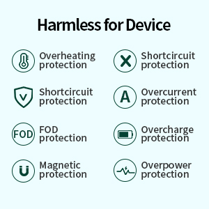Harmless for devices