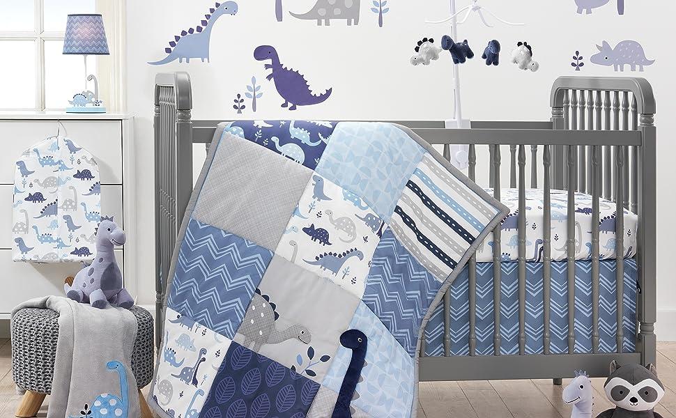 Roar Nursery with Crib Set