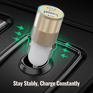 car charger fit