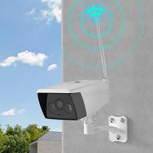 alexa security cameras wireless indoor outdoor