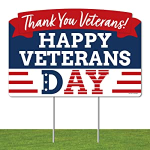 Thank You Veterans Party Supplies