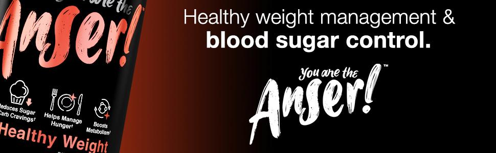Anser Healthy Weight