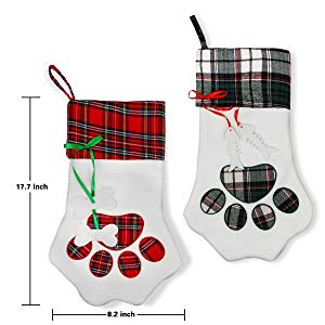 christmas stockings size