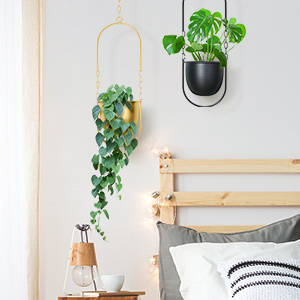 wall hanging planters indoor planter wall plant hanger hanging flower pot plant hangers indoor