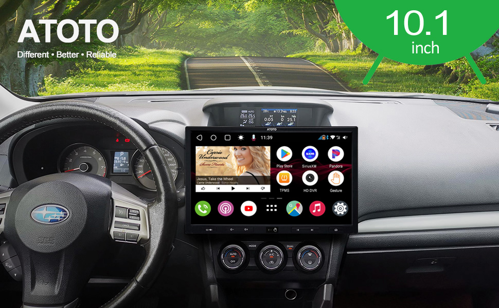 ATOTO S8 Ultra Android car stereo