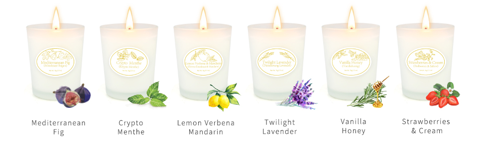 candle sets for women gift