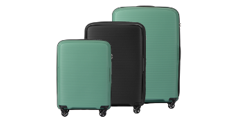 tripp luggage, large suitcase, medium suitcase, cabin luggage, hard shell luggage, travel luggage