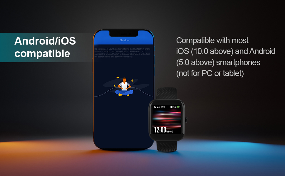 Virmee Tempo VT3 Smartwatch