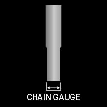 Chainsaw Gauge Measurement