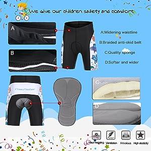 3D Padded Pants
