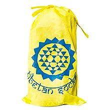 Giftable drawstring bag