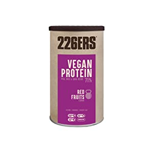 226ERS Vegan Protein | Proteína Vegana en Polvo 100% Vegetal ...