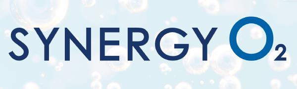 Text reads: Synergy O2