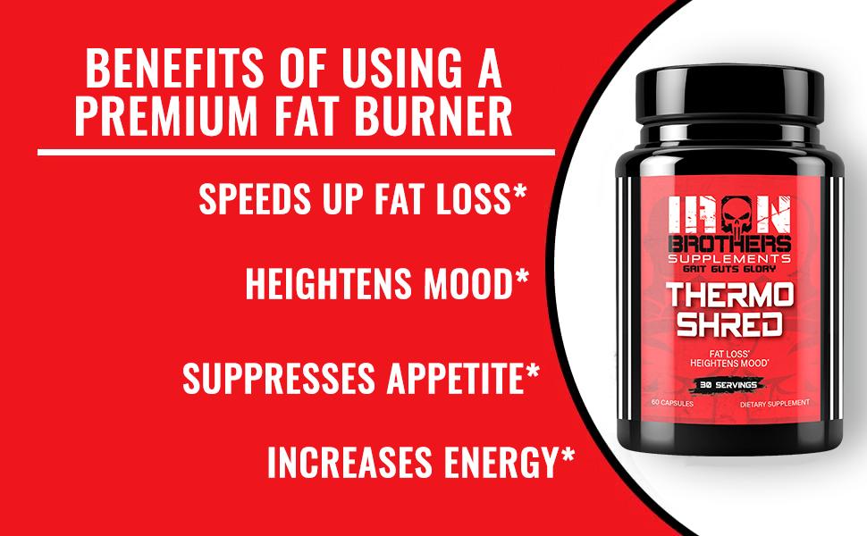 premium fat burner speed up fat loss suppresses appetite increase energy burn fat fast