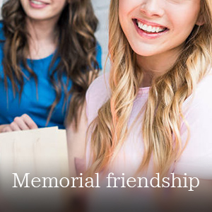 memorial friendship