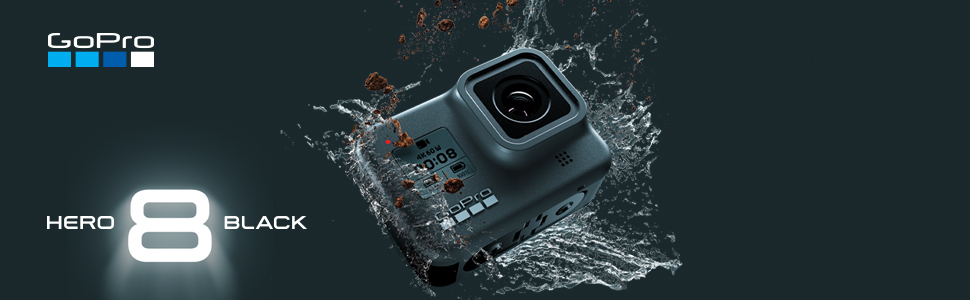 GoPro Hero 8 Black Action Camera