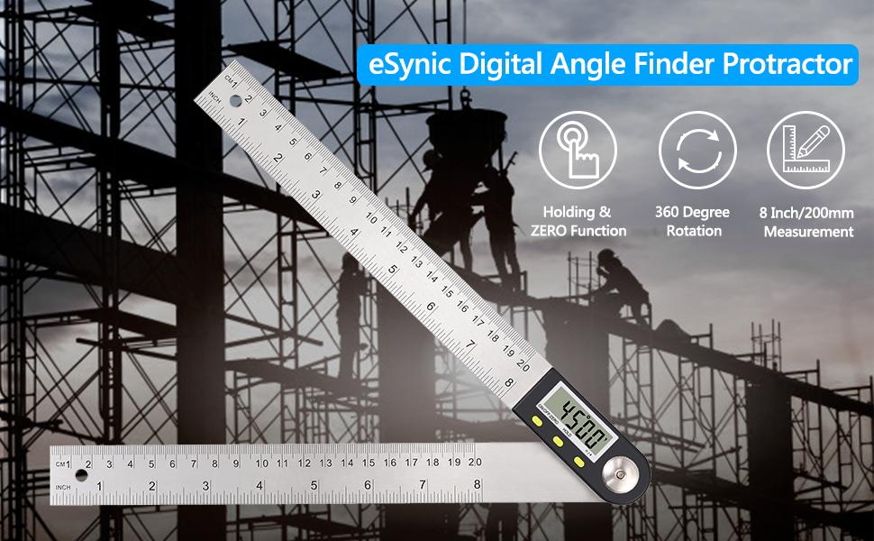 Digital Angle Finder Protractor