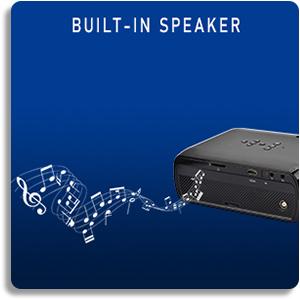 Everycom x7 projector speaker