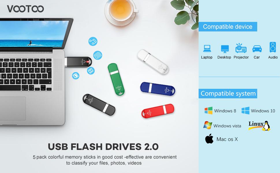 usb flash drive flash drive for laptop usb memory stick the photo stick thumb drive pen drive 32gb