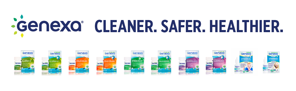 Genexa Cleaner Safer Healthier