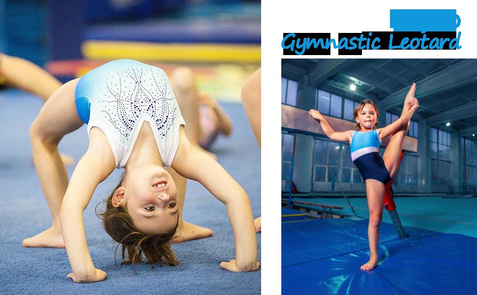 girls gymnastics leotard