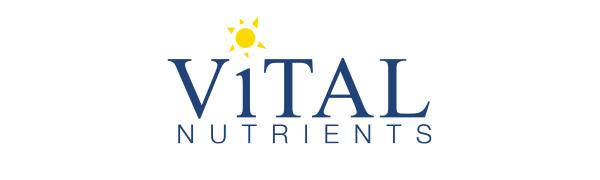 Vital Nutrients' Logo