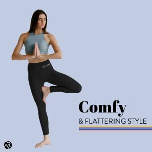 Comfy and flattering style