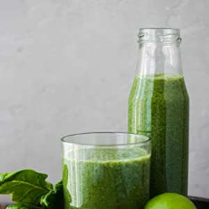 Green Smoothie Wheat Grass