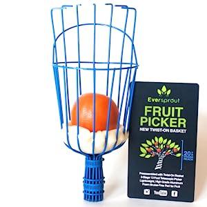 fruit picker basket