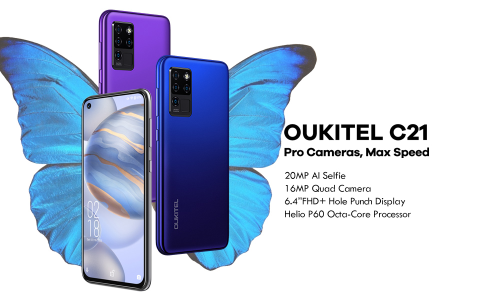 OUKITEL C21 Smartphone