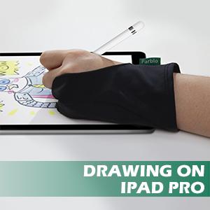 drawing glove