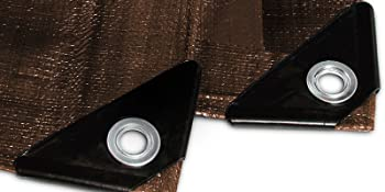 casa pura Toldo Reforzado Impermeable 1,5x6 - Rafia Exterior | Toldo con ojales | Extremadamente resistente | 240g/m² | Muchos colores y tamaños (Azúl/Naranja): Amazon.es: Bricolaje y herramientas
