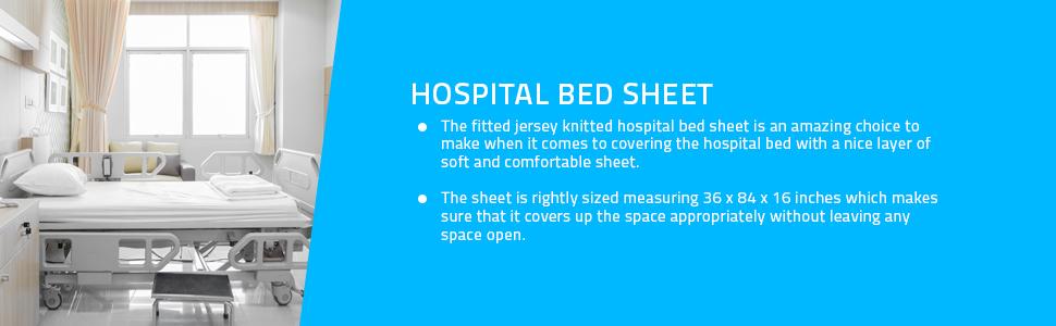 hospital sheet