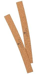 Hut korkstreifen korkeinlage kork hutbänder hutbandeinlage hutband hutumfang reduzieren