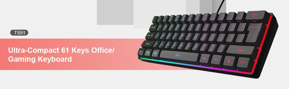 TS91 Office/Gaming keyboard