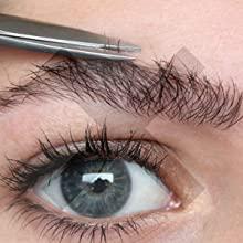 eyebrow epilator