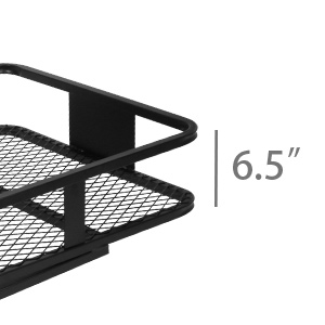 """6.5"""" Height for Storage"""