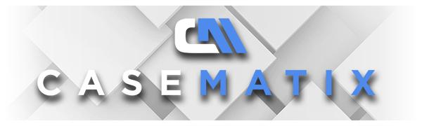 casematix brand logo