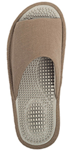 Reflexology Sandals with Heel Hot Spot Reflexology