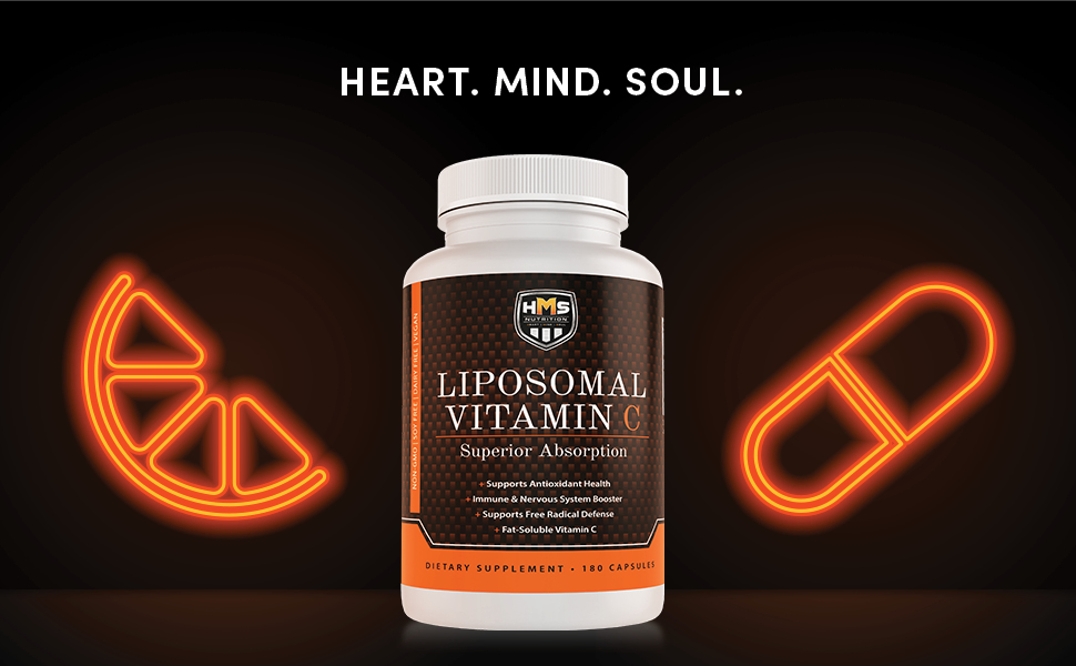 Heart Mind Sould Liposomal Vitamin C