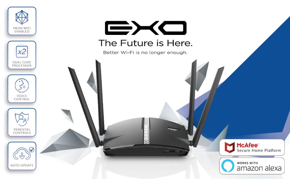 dir-1360 mesh wifi router
