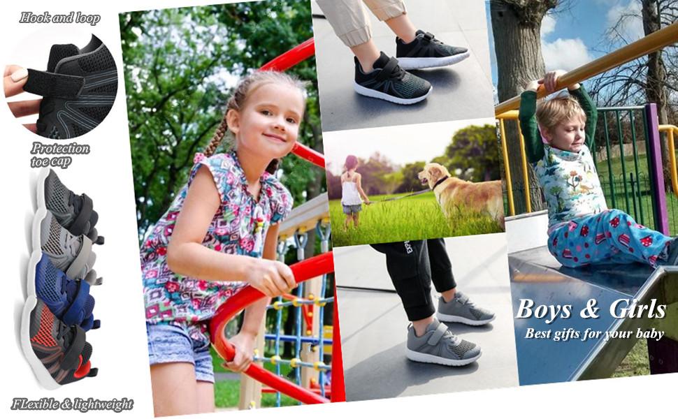baby Toddler Little Kid Running Sneakers